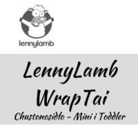 LennyLamb WrapTai Mini i Toddler