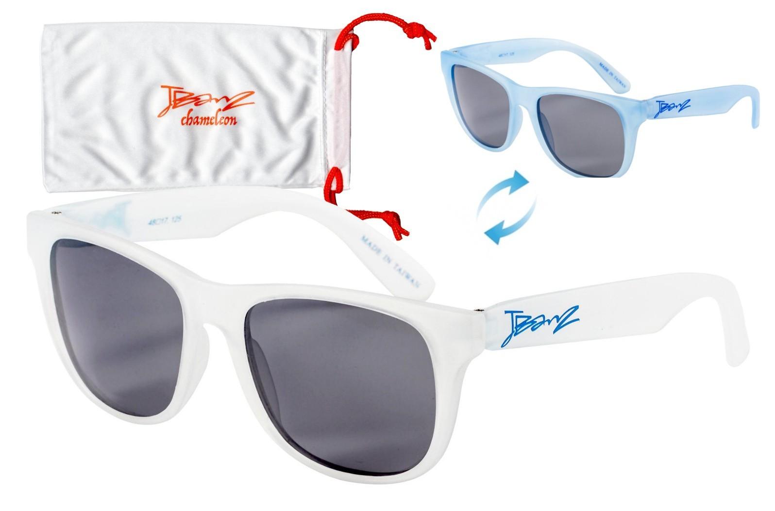 23df363194bd65 Okulary przeciwsłoneczne dzieci 4-10lat UV400 BANZ zmieniajace kolor ...